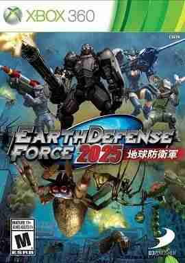 Descargar Earth Defense Force 2025 [English][Region Free][XDG2][iMARS] por Torrent